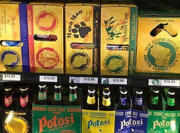 Madison bait shop | Monona liquor store | Live Bait | Wine Beer